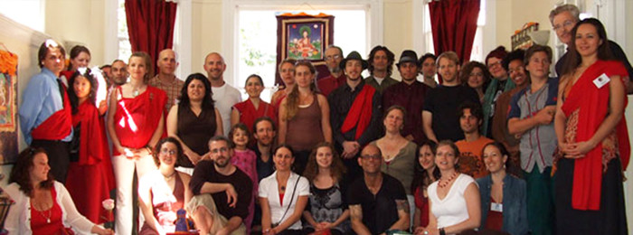 Vajrayana Training Registration