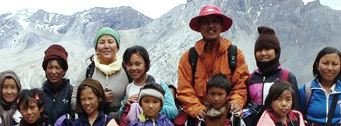 Ensuring the Future of Himalayan Children